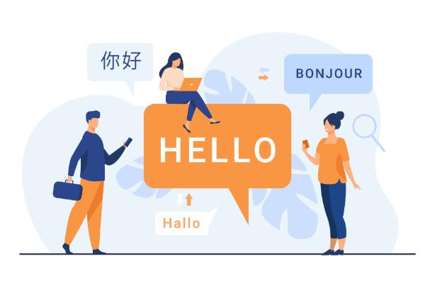 Språktjänster