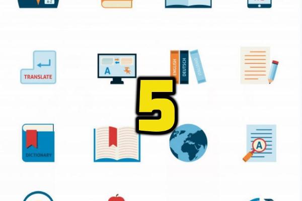 10 typer av översättning: den femte gruppen