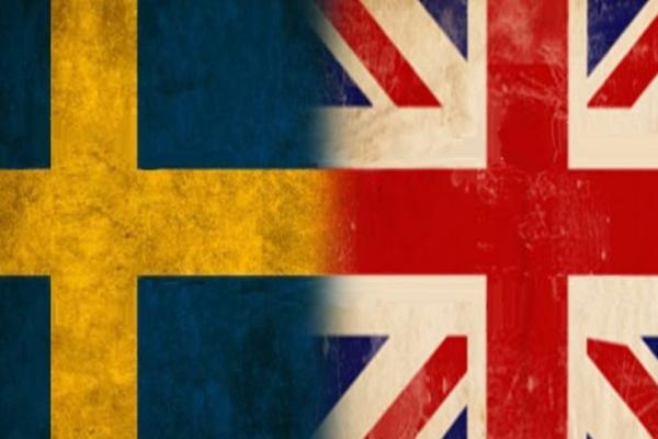 Skillnaderna mellan engelska och svenska